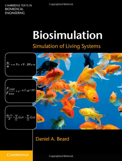 Biosimulation: Simulation of Living Systems Cover